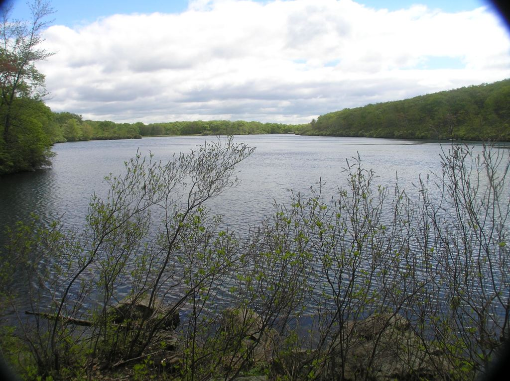 Third Reservoir on the Suffern-Bear Mt. Trail